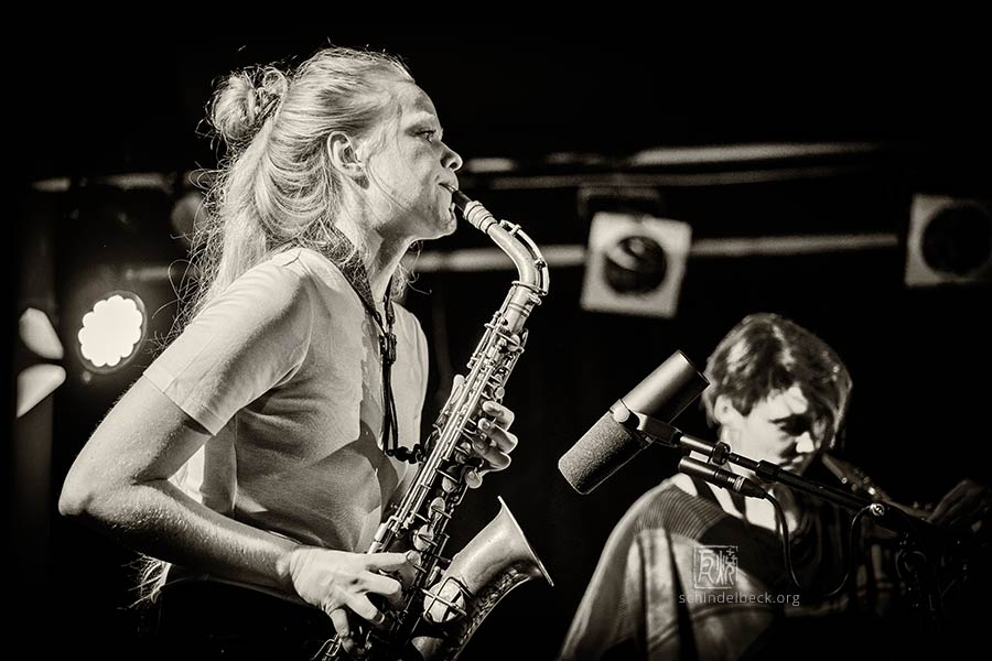 Mette Rasmussen - Photo: Frank Schindelbeck Fotografie