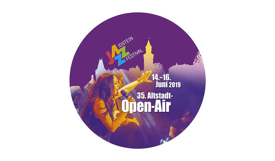 Idstein Jazz Festival von 14 -16  Juni 2019 - Jazzpages