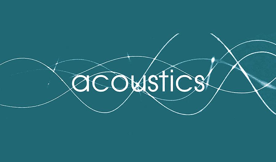 acoustics - Logo