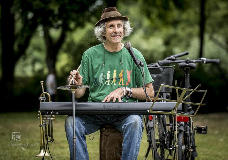 Jeff Silvertrust by Frank Schindelbeck Jazzphotography
