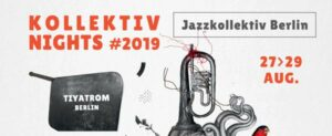 Kollektiv Nights Berlin 2019 - Logo
