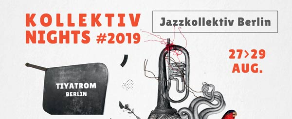 Kollektiv Nights Berlin 2019 - Logo