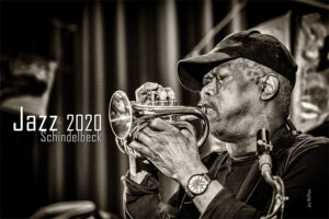 Jazzkalender 2020 - Joe McPhee - Photo: Schindelbeck