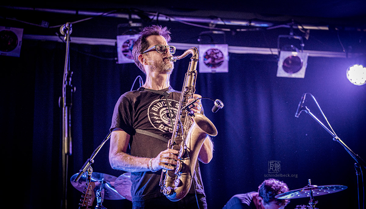 Donny McCaslin - Photo: Schindelbeck
