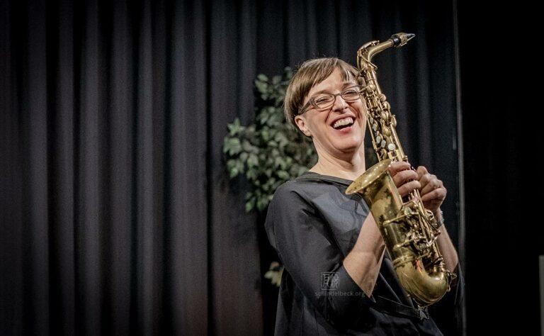 Silke Eberhard - Photo: Frank Schindelbeck
