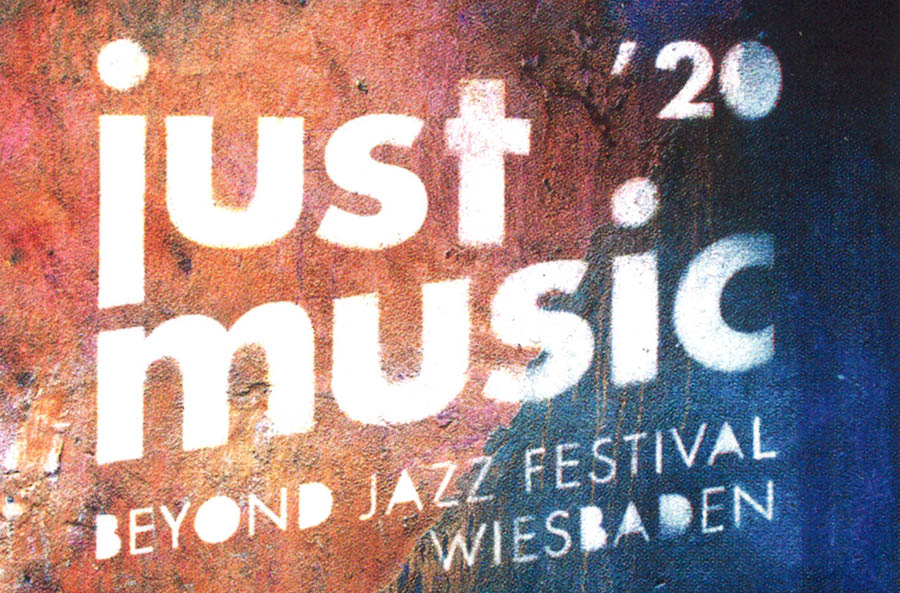 Just Music Wiesbaden Logo 2020