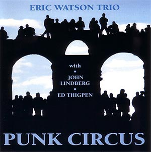 Eric Watson - Punk Circus / Cover