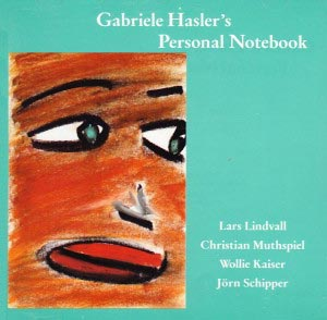 Gabriele Hasler's Personal Notebook Cover