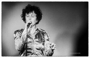 Jutta Glaser by Frank Schindelbeck jazz photography