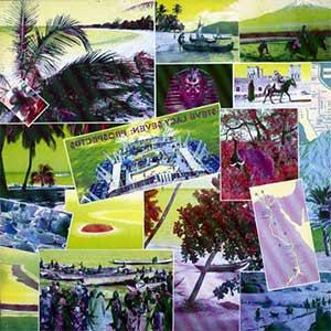 Steve Lacy Seven - Prospectus Cover