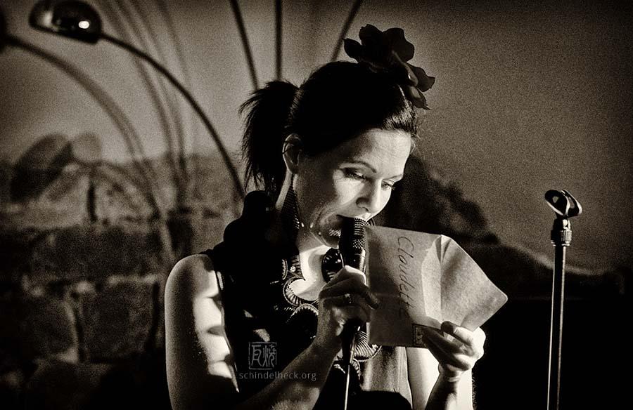 Sarah Lipfert - Photo: Frank Schindelbeck