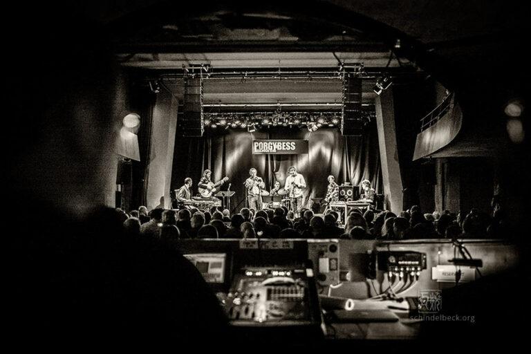 Lorenz Raab und Band im Porgy & Bess, Wien, Januar 2020 - Photo: Frank Schindelbeck