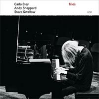 Carla Bley Trios - Cover