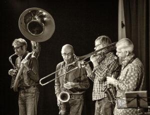 Talking Horns - Foto: Schindelbeck Jazzfotografie