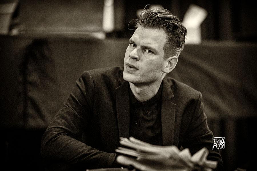 Lillinger SWR Jazzpreis 2017 - Photo: Schindelbeck