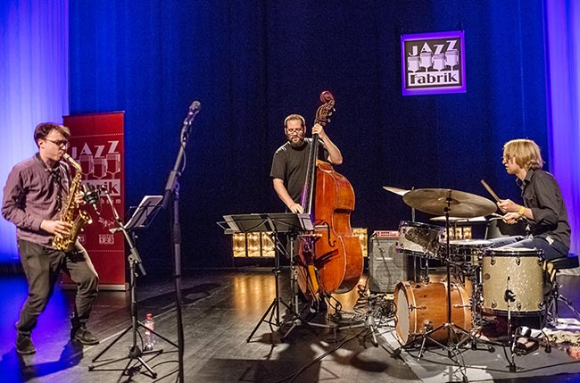 Fabian Dudek Trio - Photo: Klaus Mümpfer