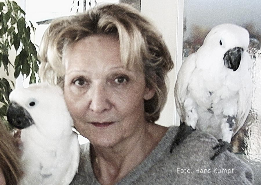Gerti Jankejova - Photo: Hans Kumpf