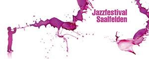 Jazzfestival Saalfelden Logo