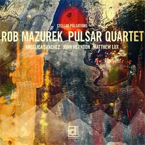 Mazurek Pulsar Quartet - Cover