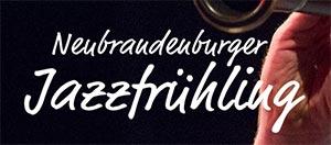 Jazzfrühling Neubrandenburg Logo