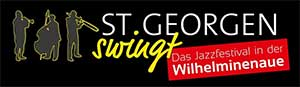 St. Georgen swingt Logo