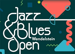 Jazz & Blues Open Wendelstein Logo