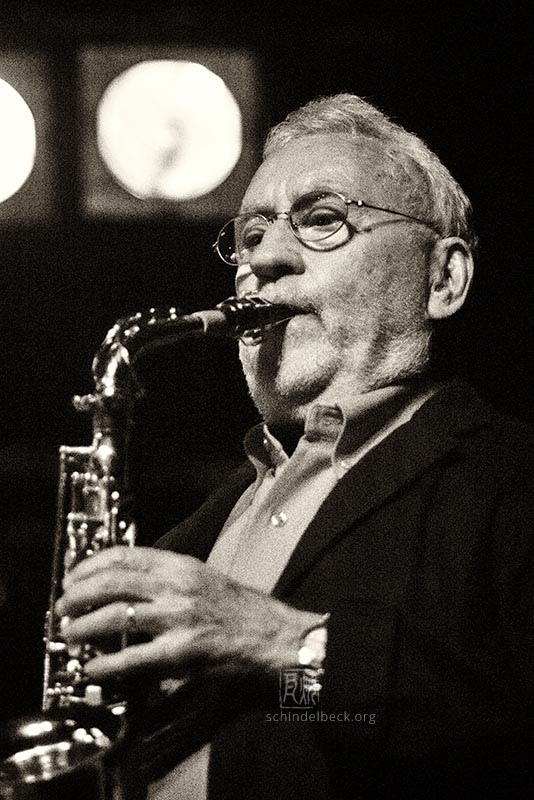 Lee Konitz - Photo: Schindelbeck