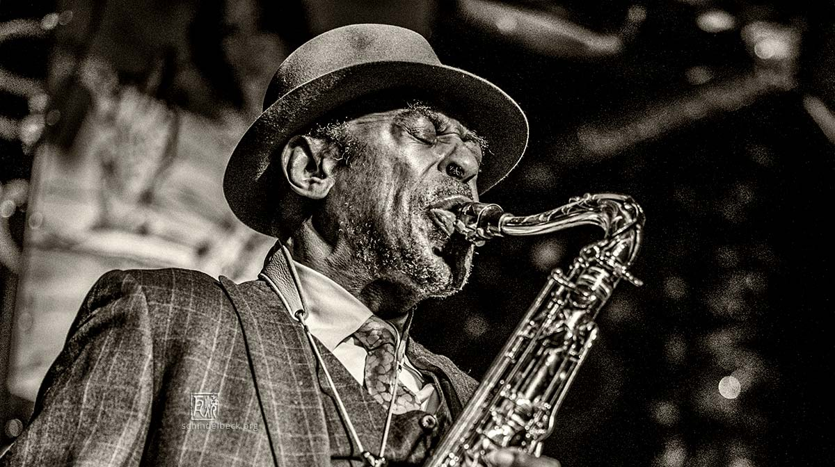Archie Shepp - Photo: Schindelbeck