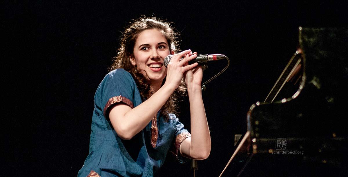 Olivia Trummer - Photo: Schindelbeck
