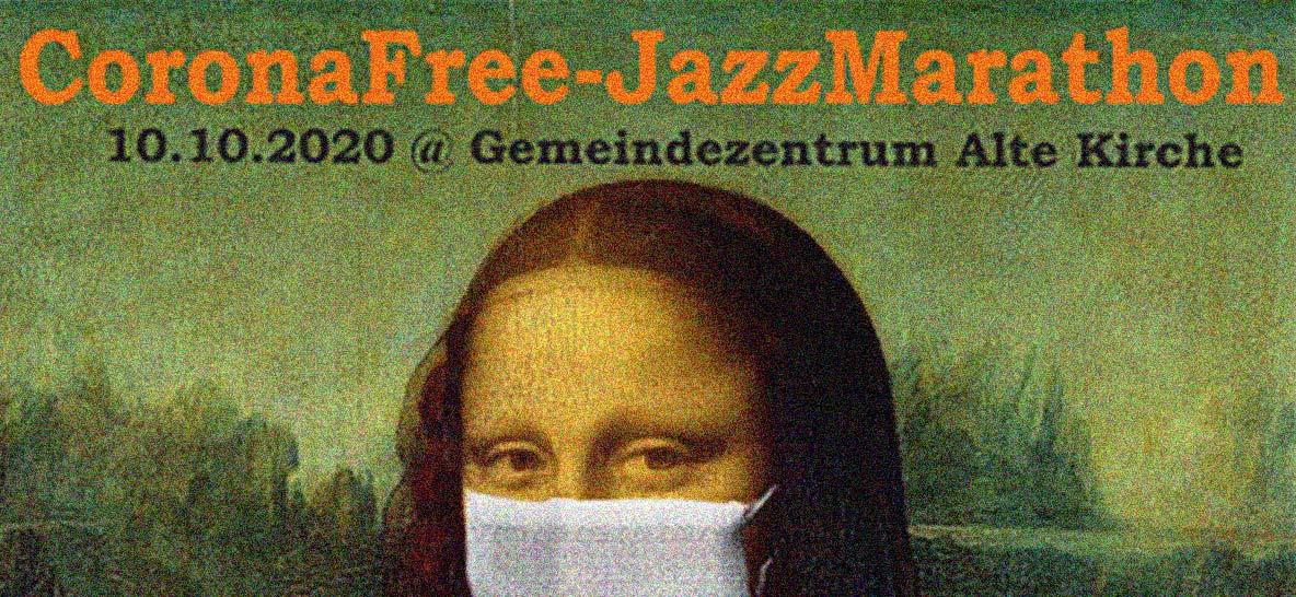 CoronaFree-JazzMarathon Vorschau