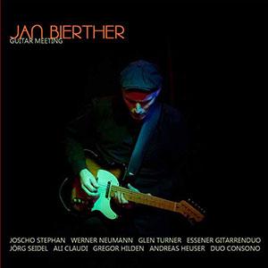 Jan Bierther - Guitar Meeting Cover