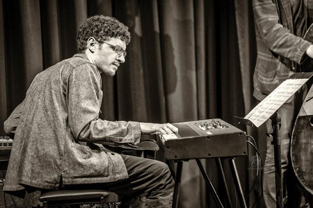 Felix Hauptmann - Fabian Dudek Quartett - Jazzclub Heidelberg 20200926