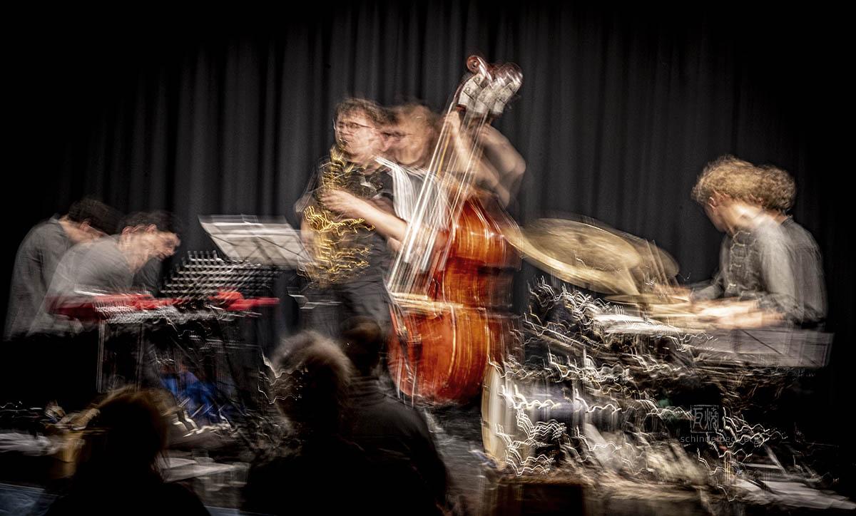 Fabian Dudek Quartett - Foto: Schindelbeck