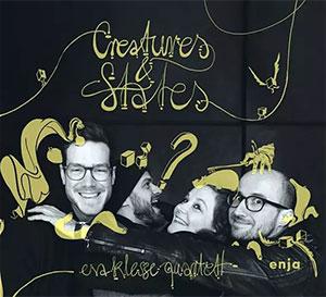 Eva Klesse Quartett - Creatures & States Cover