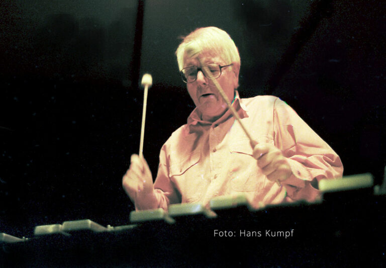 Fritz Hartschu - Photo: Hans Kumpf