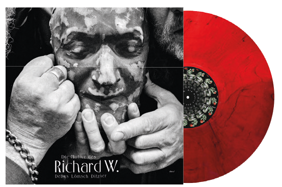 Lömsch / Debus / Ditzner - Die Motive des Richard W. / fixcel records Limited Edition on coloured vinyl