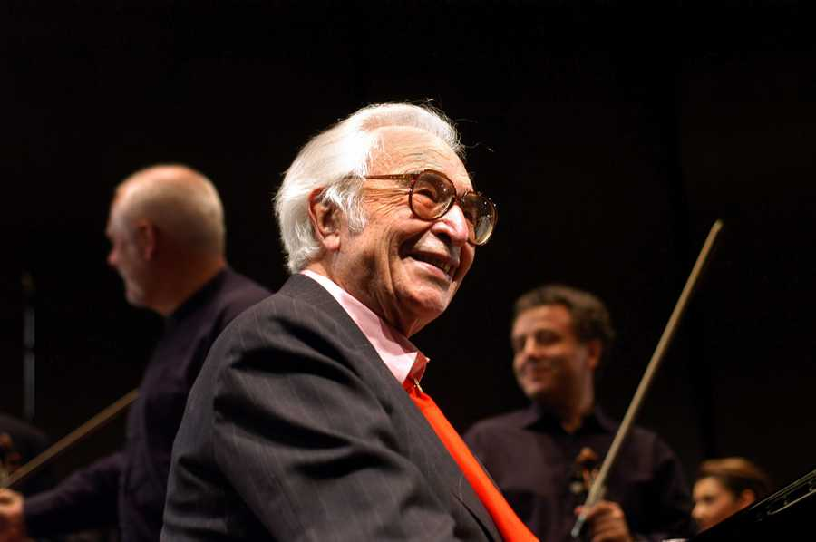 Dave Brubeck - Photo: Rinderspacher