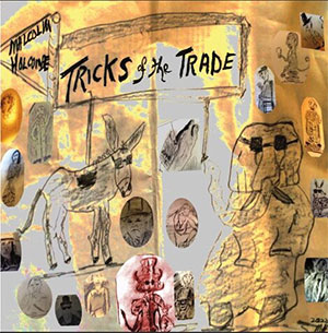 Malcolm Holcombe - Trick of the Trade - Cover