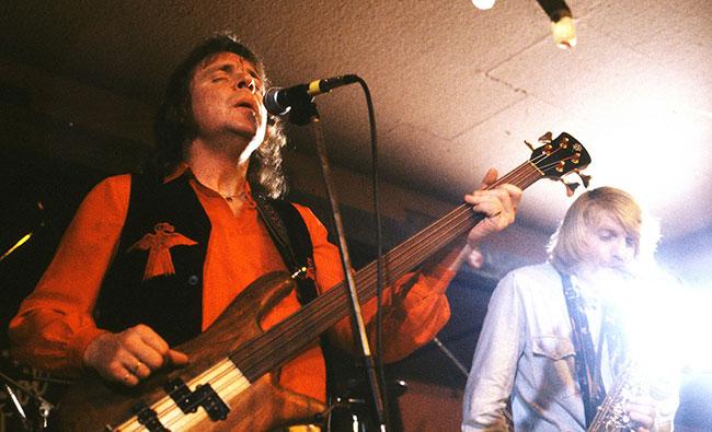 Jack Bruce - Photo: Hans Kumpf