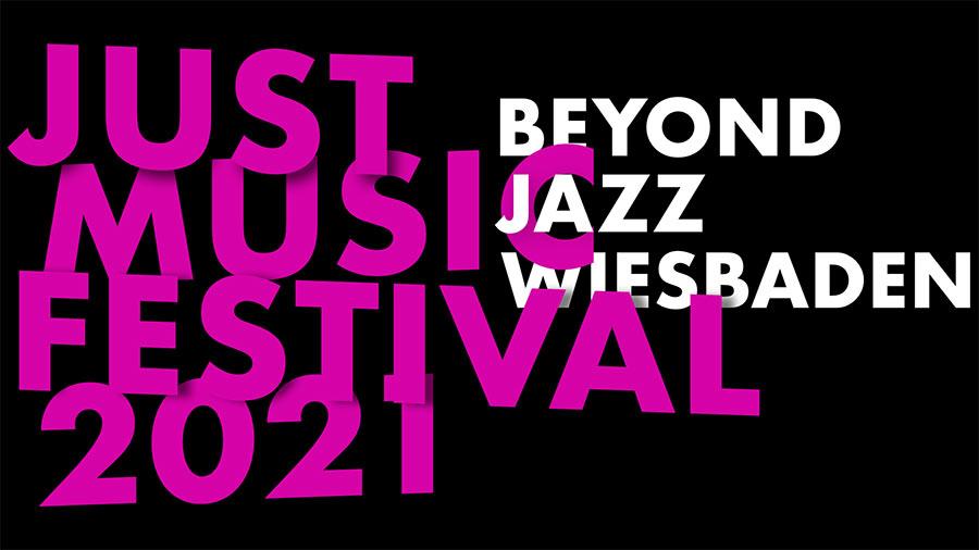 Just Music Festival 2021 Logo