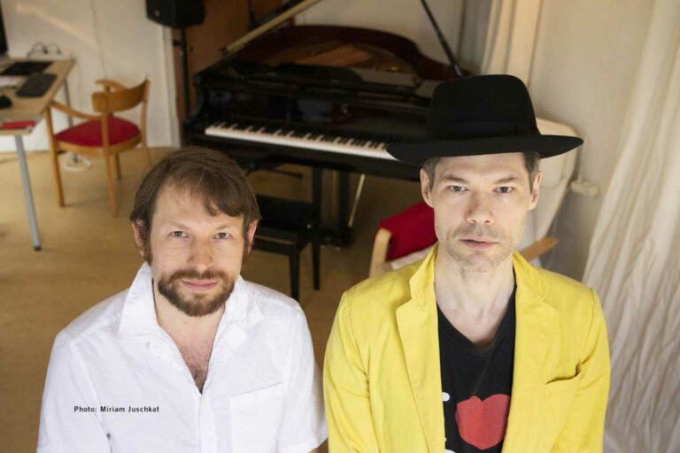Matt Mottel und Kevin Shea - Photo: Miriam Juschkat