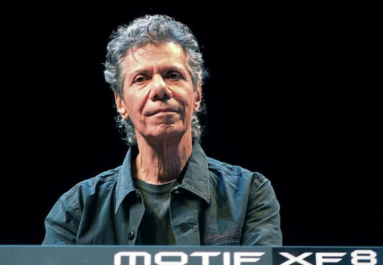 Chick Corea - Photo: Kumpf