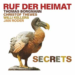 Ruf der Heima - Secrets Cover