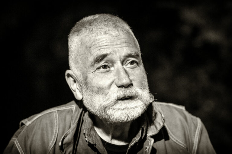 Peter Brötzmann - Photo: Frank Schindelbeck