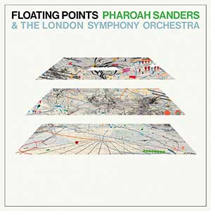 Floating Points - Pharoah Sanders - Cover