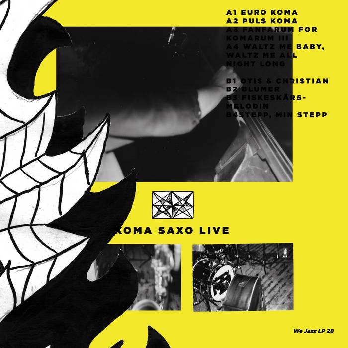Koma Saxo - Live - Cover