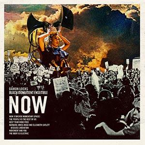Damon Locks - Black Monument Ensemble - Now - Cover