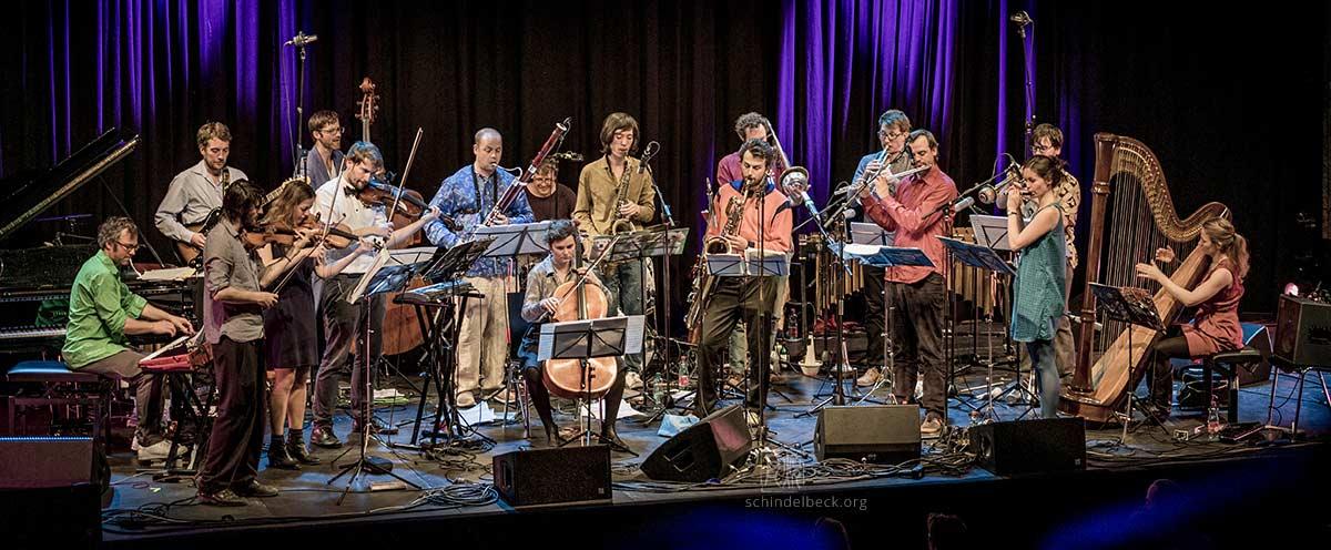 Andromeda Mega Express Orchestra - Photo: Frank Schindelbeck
