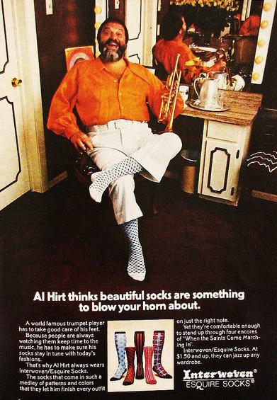 Al Hirt und Socken