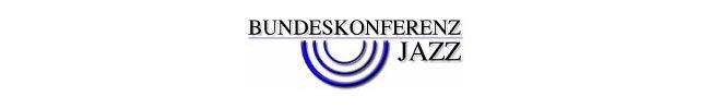 Bundeskonferenz Jazz Logo